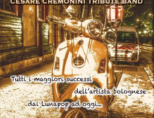 Cesare Cremonini Tribute Band 20 Novembre al Garden!