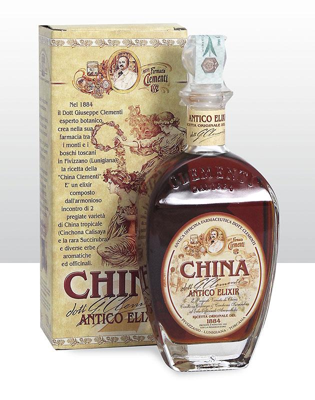 CHINA CLEMENTI ANTICO ELISIR - liquore artigianale