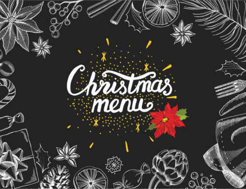 A Natale vieni a pranzo all'Osteria del Portone!