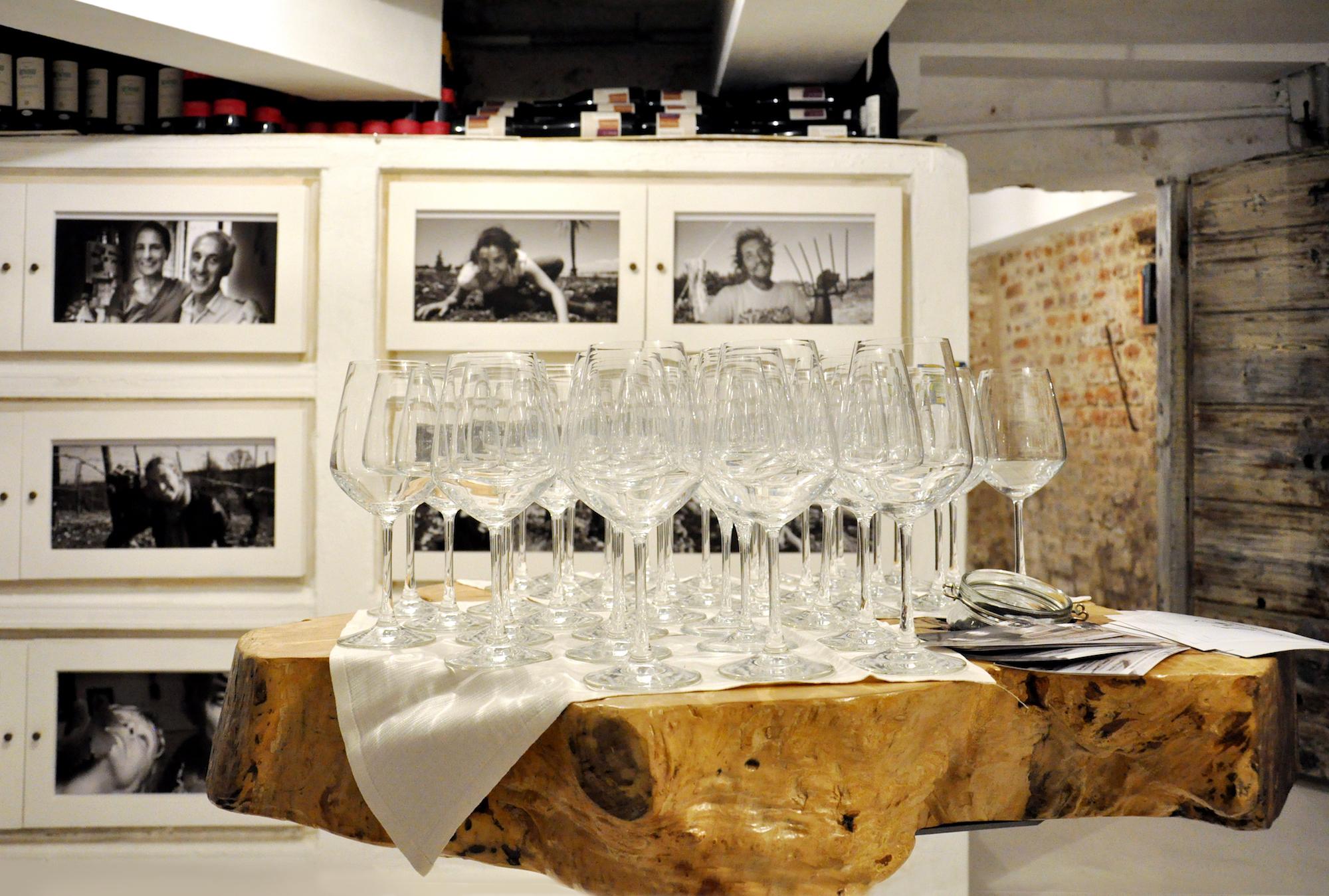 serate vino osteria del portone