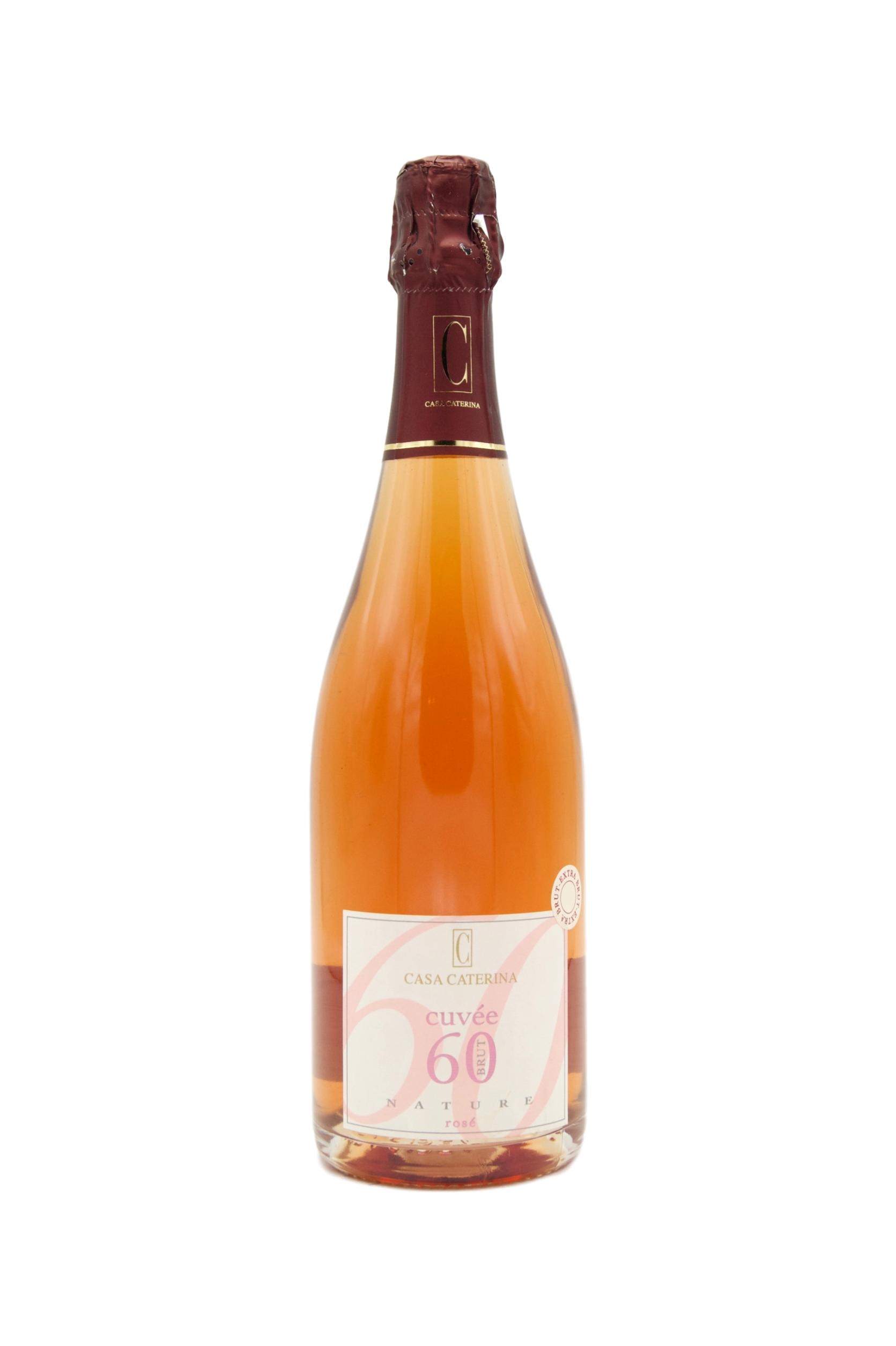 CUVEE 60 ROSE - Casa Caterina